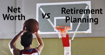 How Net Worth Differs from Retirement Planning