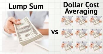 Is Lump Sum Versus Dollar Cost Averaging Better?