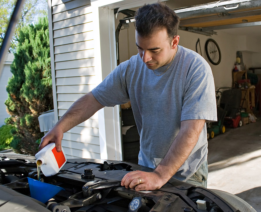 cost of owning a car per day DIY maintenance